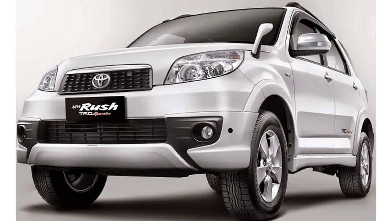 2018 Toyota Rush Release Date Specs Interior Price Train