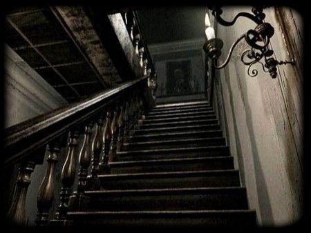 Horror Looking Stairs   Google Search