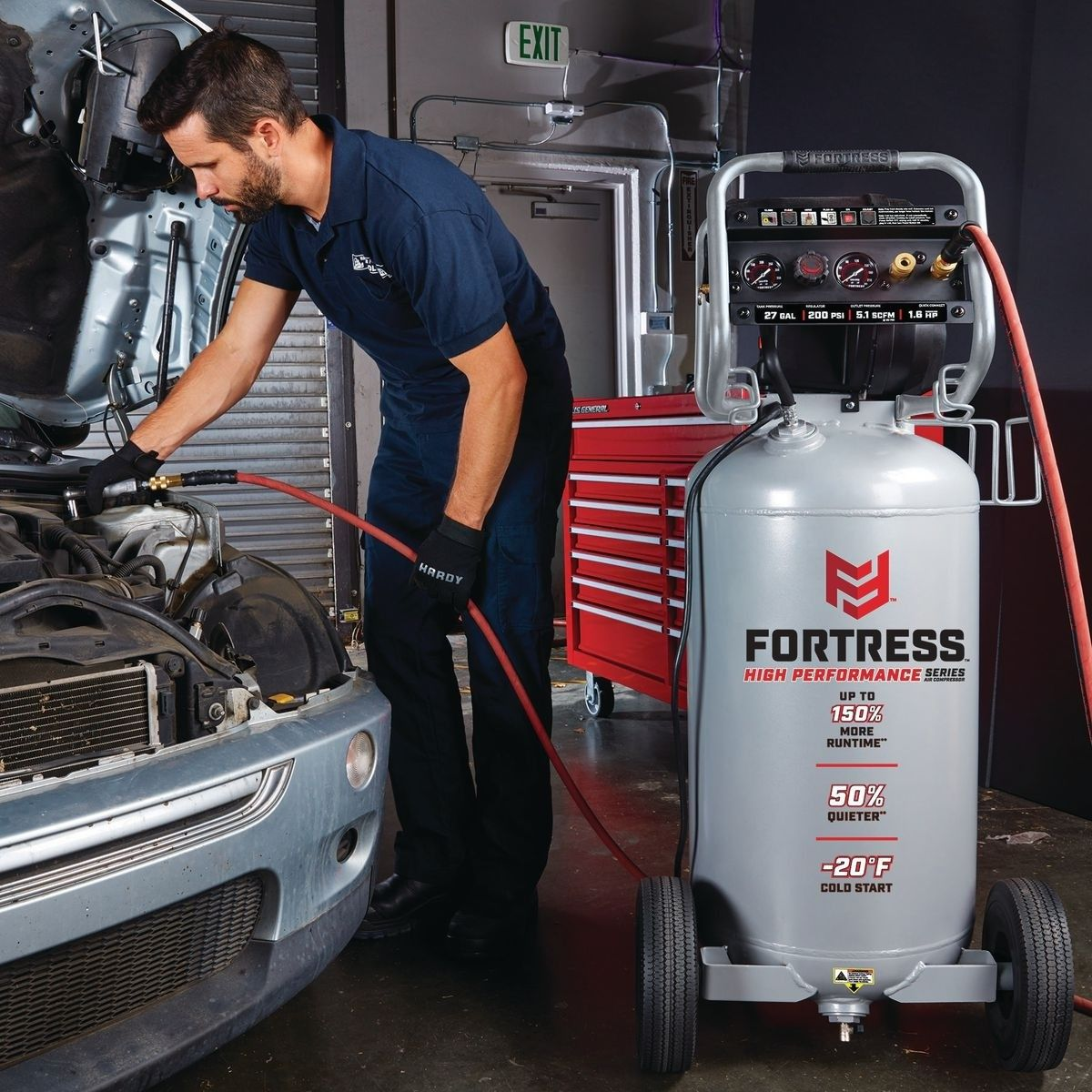 Save on Harbor Freight's TopRated Compressors and Air