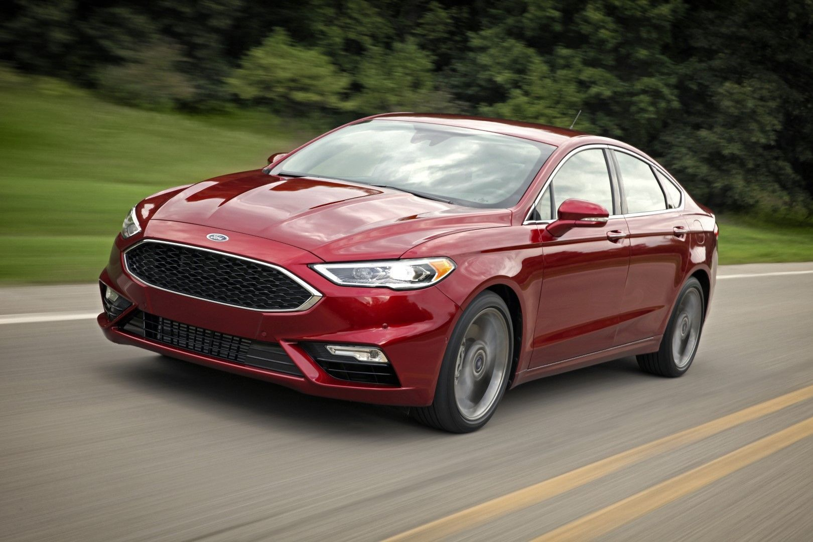 2017 2018 Ford Fusion Sport In 2020 Ford Fusion Ford Mondeo Fusion Sport