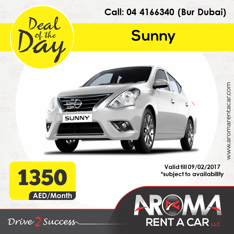 Rent A Car Monthly Aroma Rent A Car Offers Deal Of The Day Bur