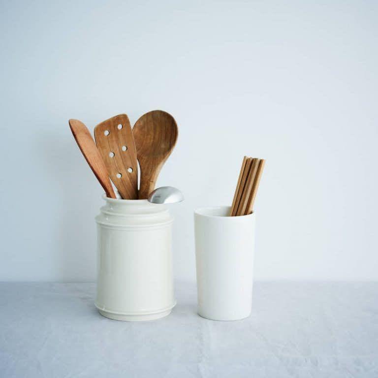 キッチン収納の悩み 菜箸 お玉 木べらなどの すっきり収納アイデア