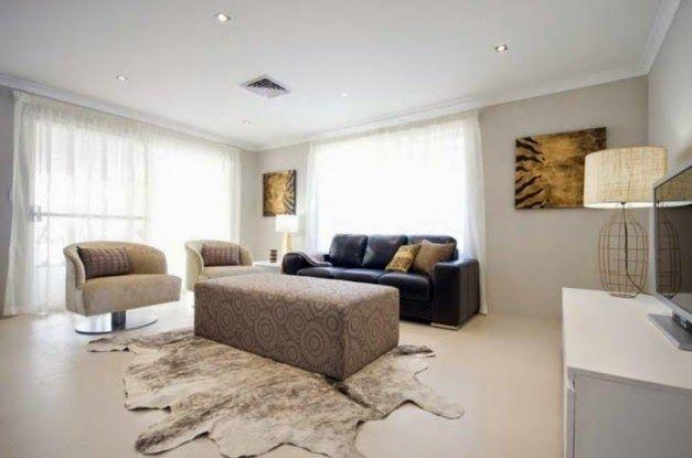Dekorasi Desain Interior Ruang Tamu