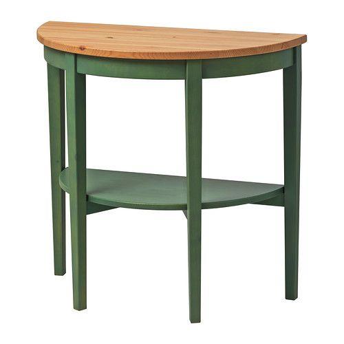 ARKELSTORP Console table - green - IKEA $99 Breakroom Ideas