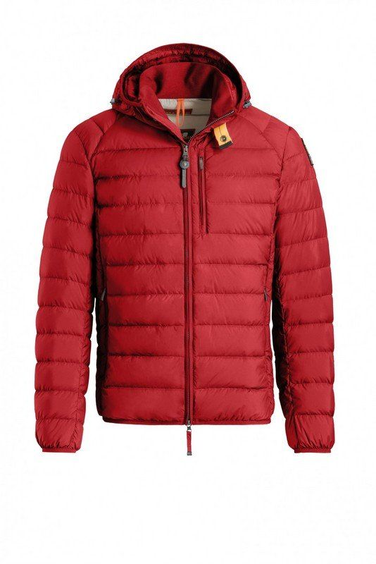 Newest Parajumpers Last Minute Jacket Mens Red