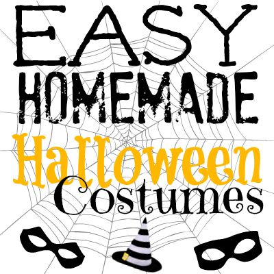 Find out how to make these easy homemade Halloween costume ideas for - creative teenage girl halloween costume ideas
