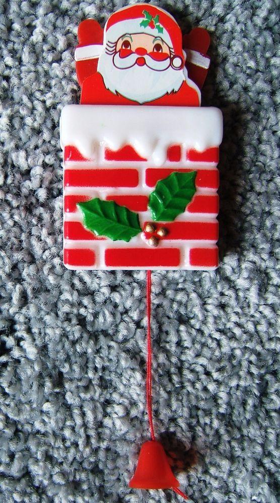 Check out Santa Claus Chimney Christmas Holiday Plastic Brooch Pin Pull String              http://www.ebay.com/itm/Santa-Claus-Chimney-Christmas-Holiday-Plastic-Brooch-Pin-Pull-String-/152506124894?roken=cUgayN&soutkn=WPjXss via @eBay