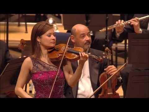 Dvorák: Concerto para violino, Op. 53 / Steinbacher. Minczuk . Orquestra Sinfônica Brasileira - YouTube