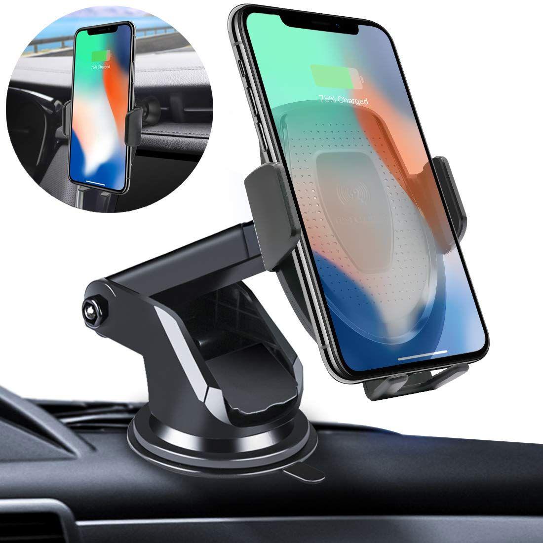 Wireless Car Charger Phone Mount, Shonmau 10W