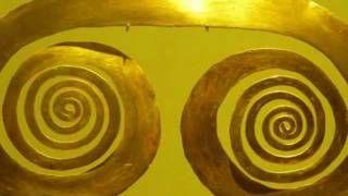museo del oro en colombia - YouTube/ Con vocabulario / ollas no hollas