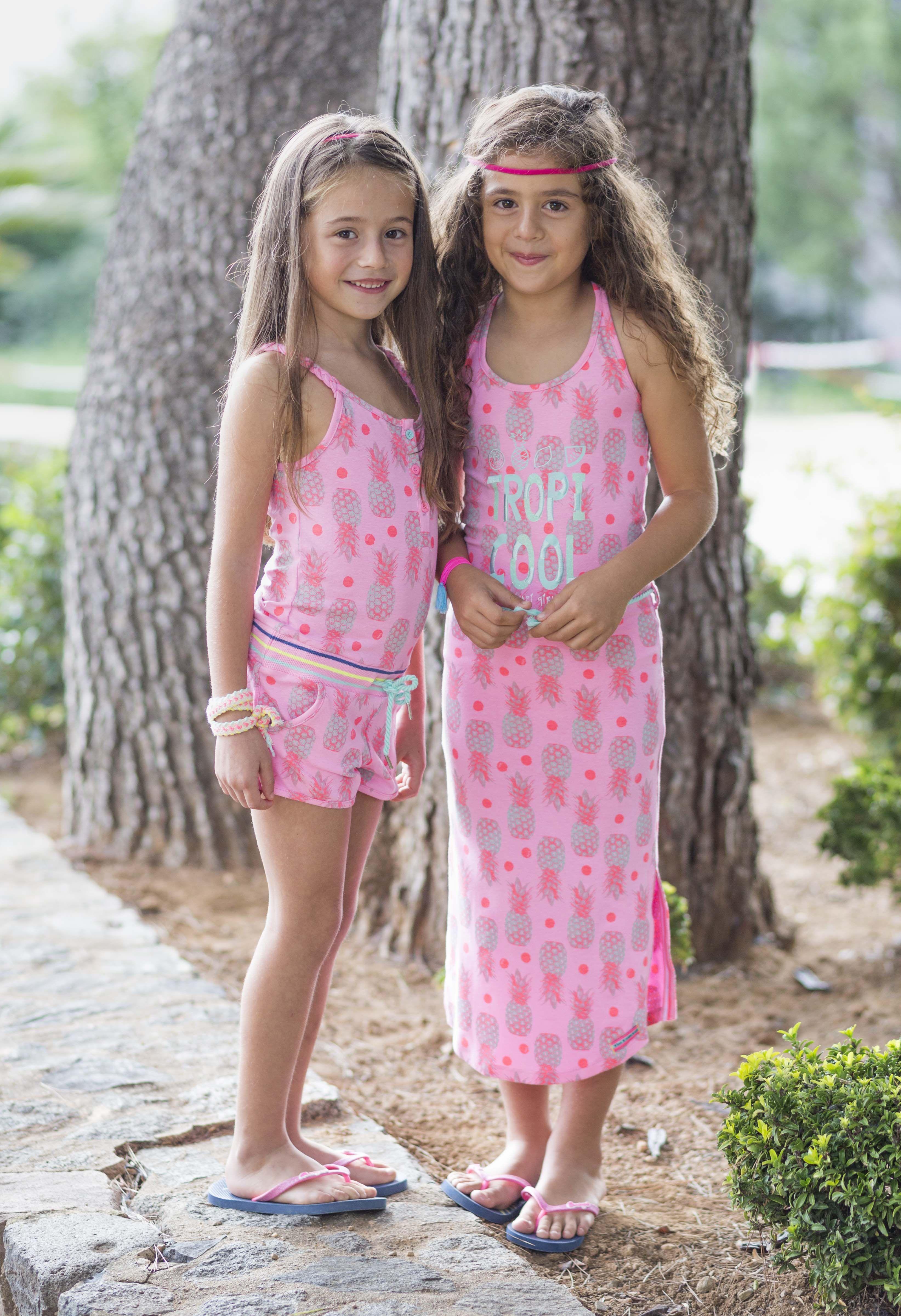 Meiden Kleding 2019.Meisjes Kleding Collectie Quapi Kidswear Quapi Girls Summer 2018