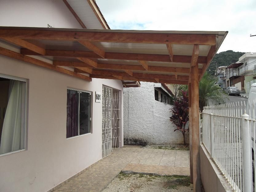 Area externa simples e barata