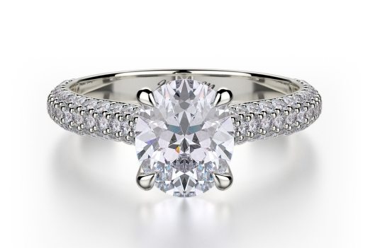MICHAELM R7082 from the Crown Collection Platinum 0.60