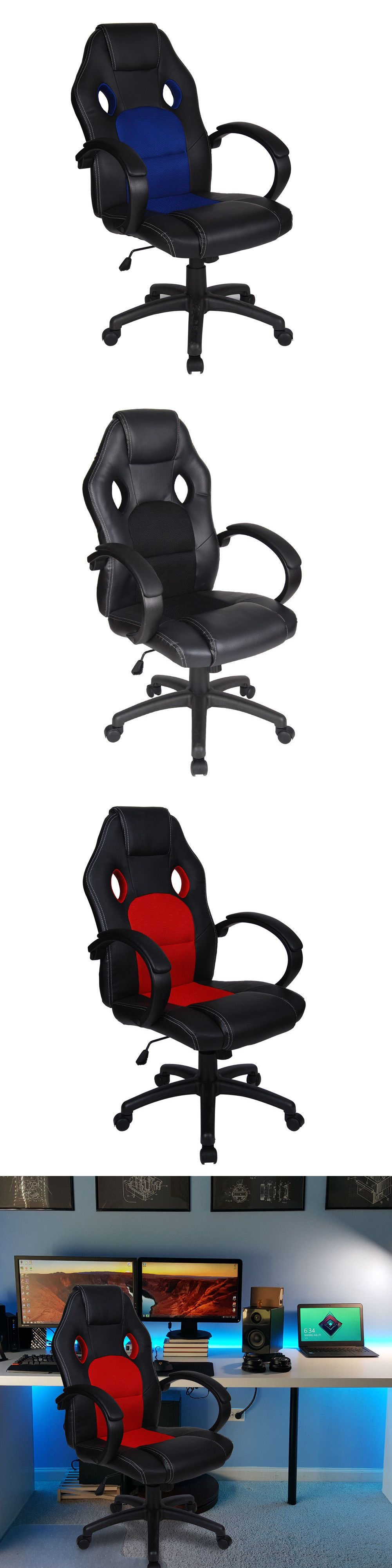 Outstanding Chairs And Stools 257900 Polar Aurora Office Chair Leather Alphanode Cool Chair Designs And Ideas Alphanodeonline
