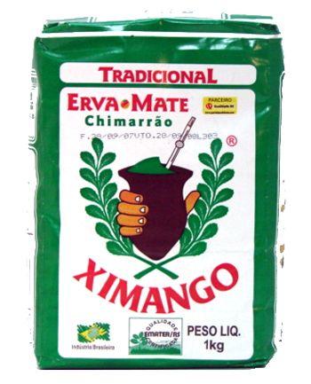 XIMANGO Erva Mate (Yerba Mate) 1 kg