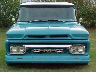 Gmc Hood Id Page Gmc Classic Truck Gmc Truck