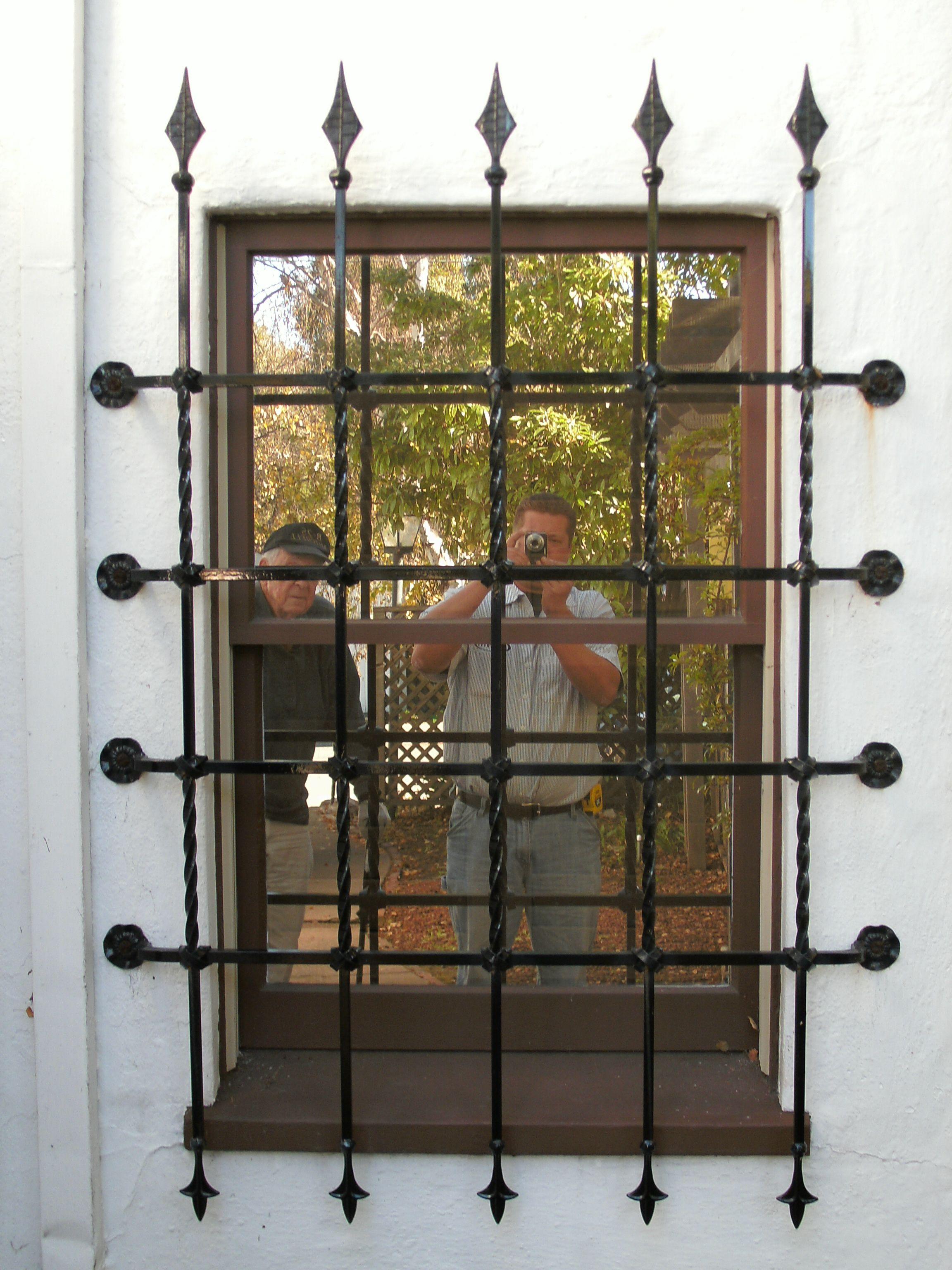Click To Close Door And Window Design Home Window Grill Design Window Bars