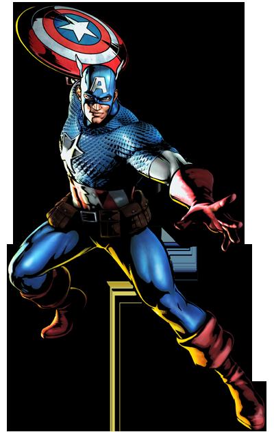 Captain America Captain America Comic Marvel Avengers Alliance Superhero Captain America