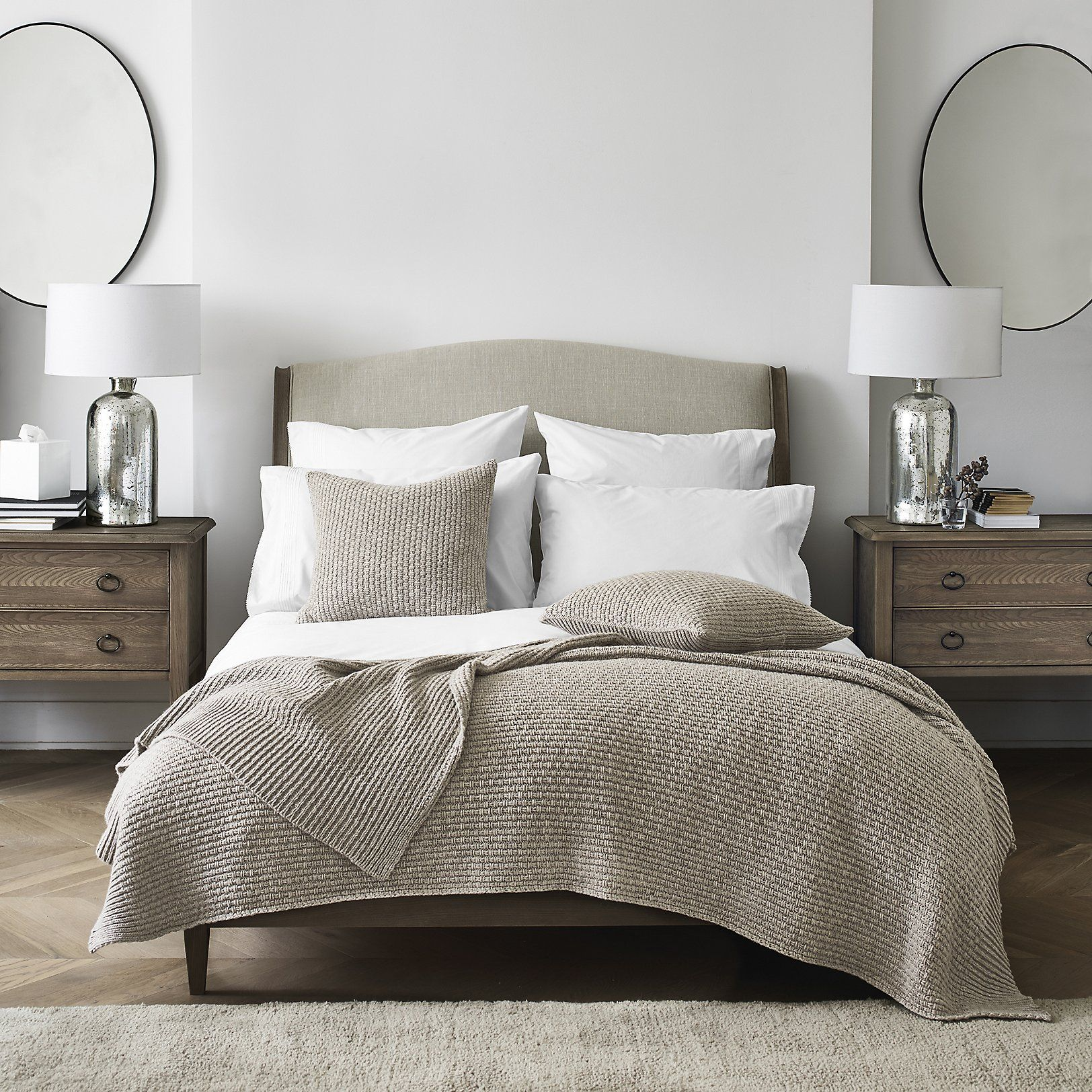 Ardleigh Bed   Beds   The White Company   Bed furniture, The ...