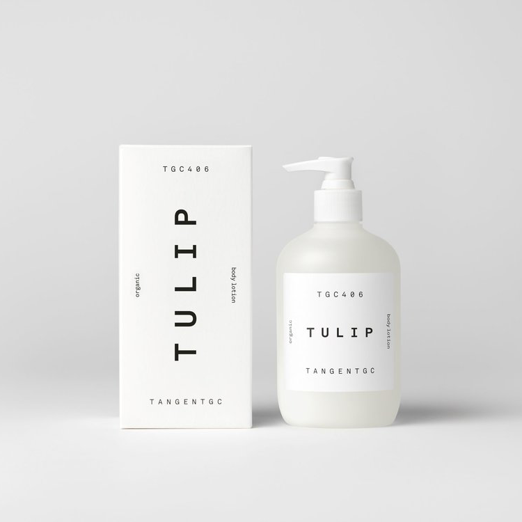 Photo of Tangent TULIP body lotion