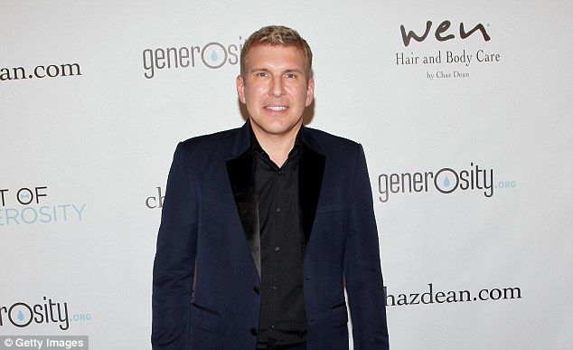 Todd Chrisley's  sister-in-law was arrested on Friday for harassment and extortion/blackmail