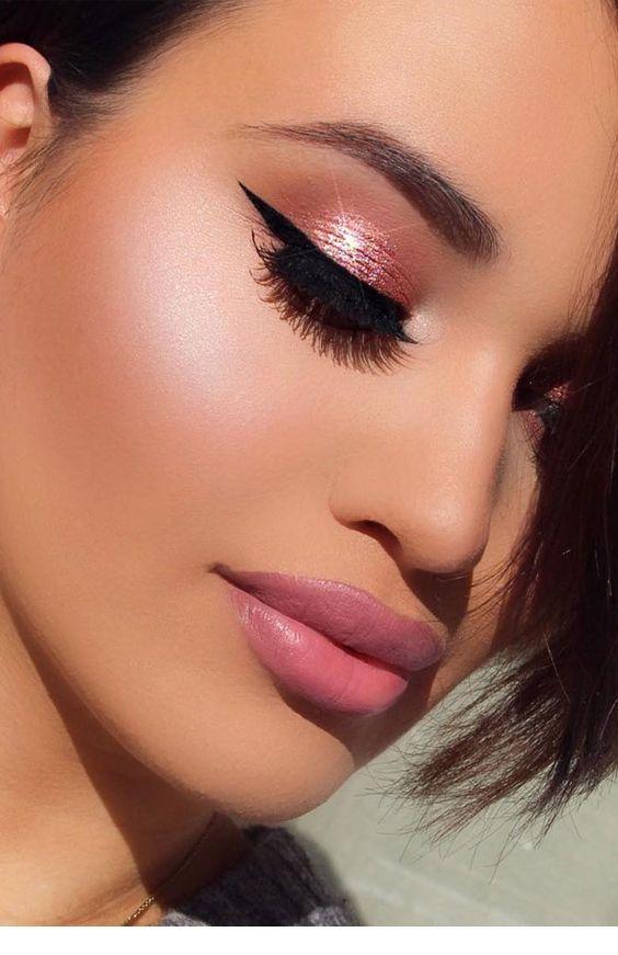 Gorgeous huda beauty makeup ideas