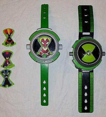Ben 10 Omnitrix Watch & Ben 10 Omniverse Omnitrix Mini ...