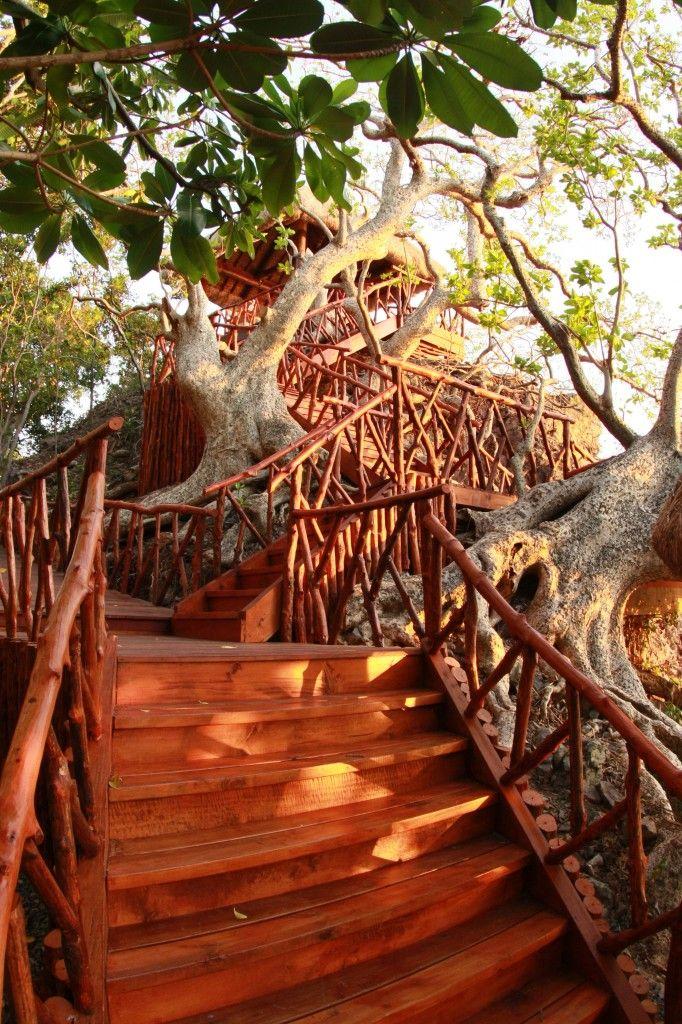The spa at Fiji's Matamanoa, a barefoot wedding resort