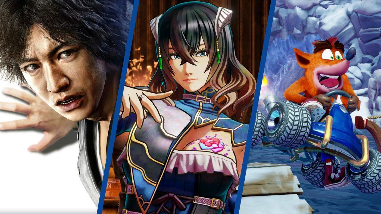 Game of the Month Best PS4 Games of June 2019 Push