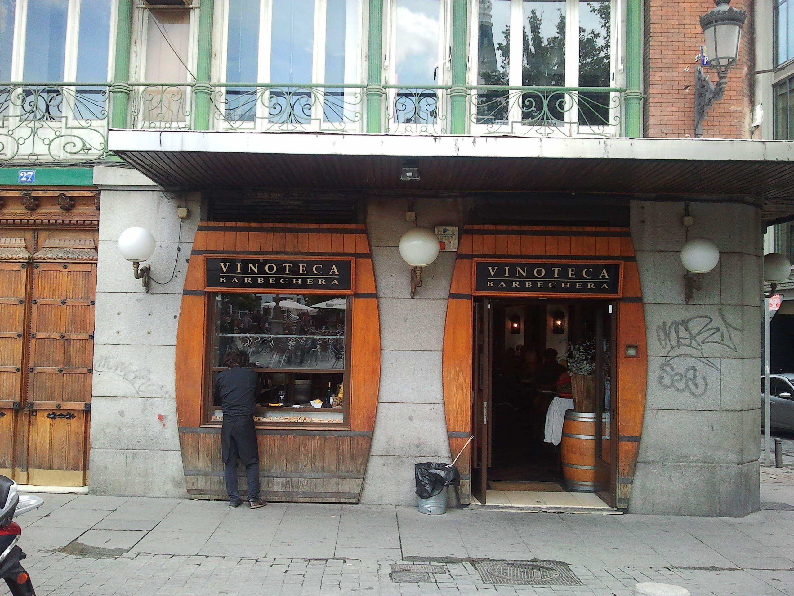 La Vinoteca (Madrid, Spain)