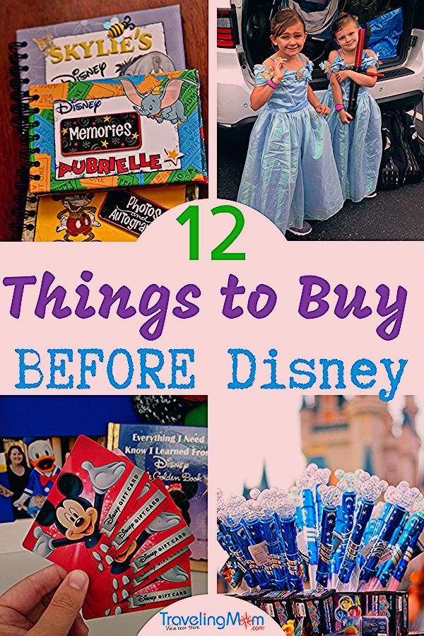 Photo of 12 Disney World Essentials to Buy BEFORE Disney to Maximize Savings
