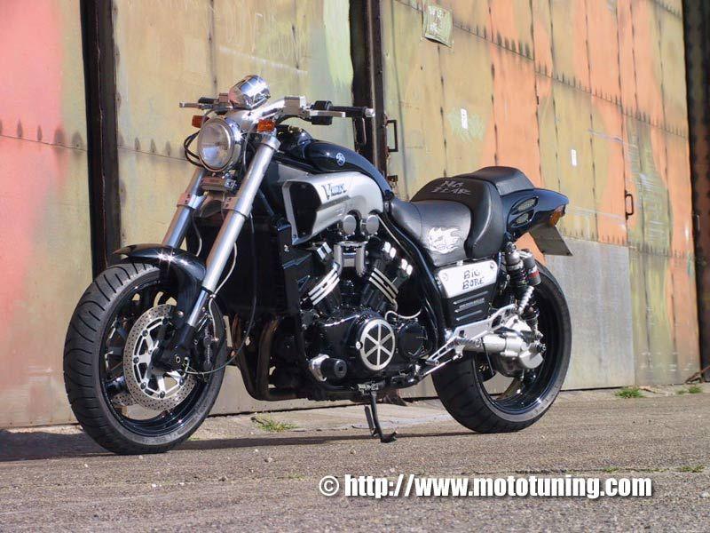 Yamaha Vmax Custom