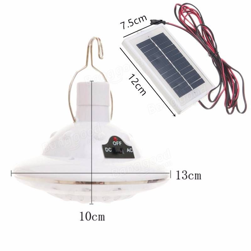 22 LED Solar Powered Yard Outdoor Hiking Tent Light Remote Control C&ing L&  sc 1 st  Pinterest & 22 LED Solar Powered Yard Outdoor Hiking Tent Light Remote Control ...