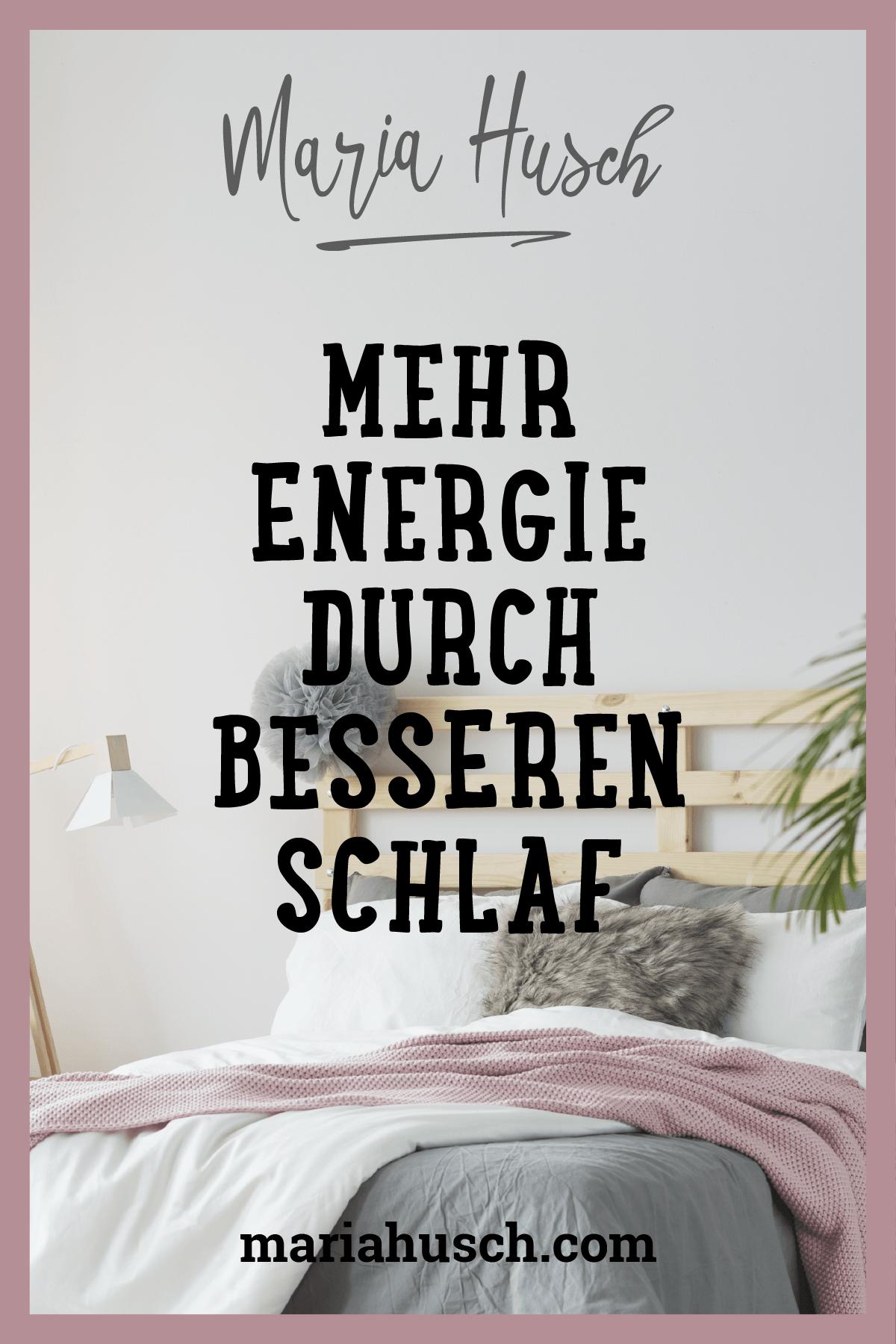 Schlafe gut mit der perfekten Bettposition in deinem Schlafzimmer