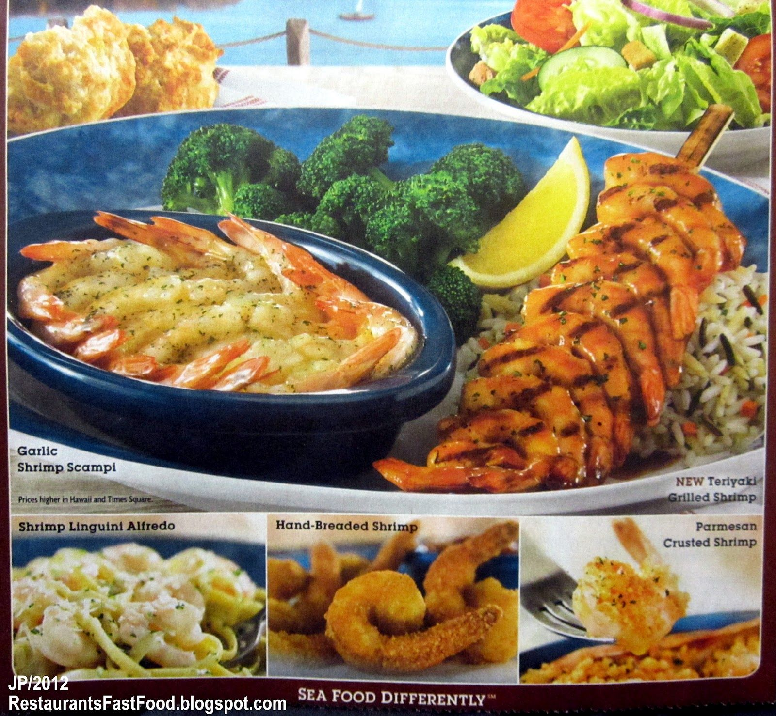 Shrimp Dishes Red Lobster Shrimp Dishes The See Food