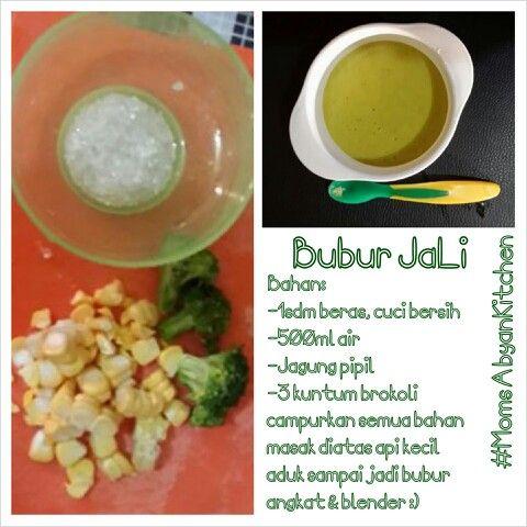 Mpasi Mpasiabyan Babyfood Jali Resep Brokoli
