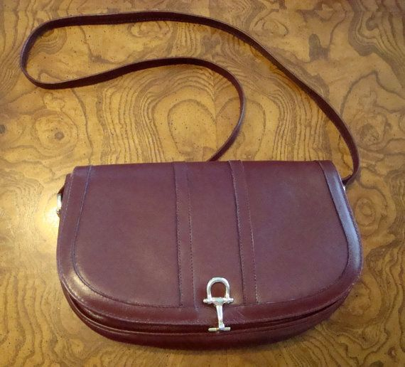 Vintage Lederer Made In Italy Handbag By Sofiascobwebmuseum 25 00