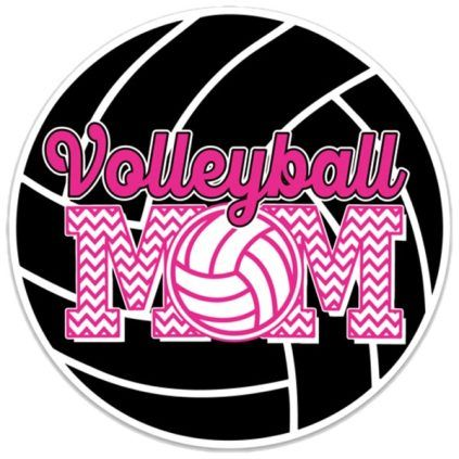 Volleyball Mom Magnet Perfect For Those Volleyball Moms Just In Time For Mother S Day Volleyball Mom Volleyball Volleyballs