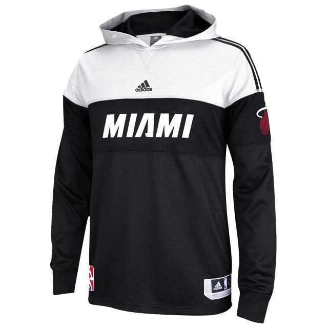 adidas Men's Long-Sleeve Miami Heat On Court Shooter Shirt - Sports Fan  Shop By Lids - Men - Macy's