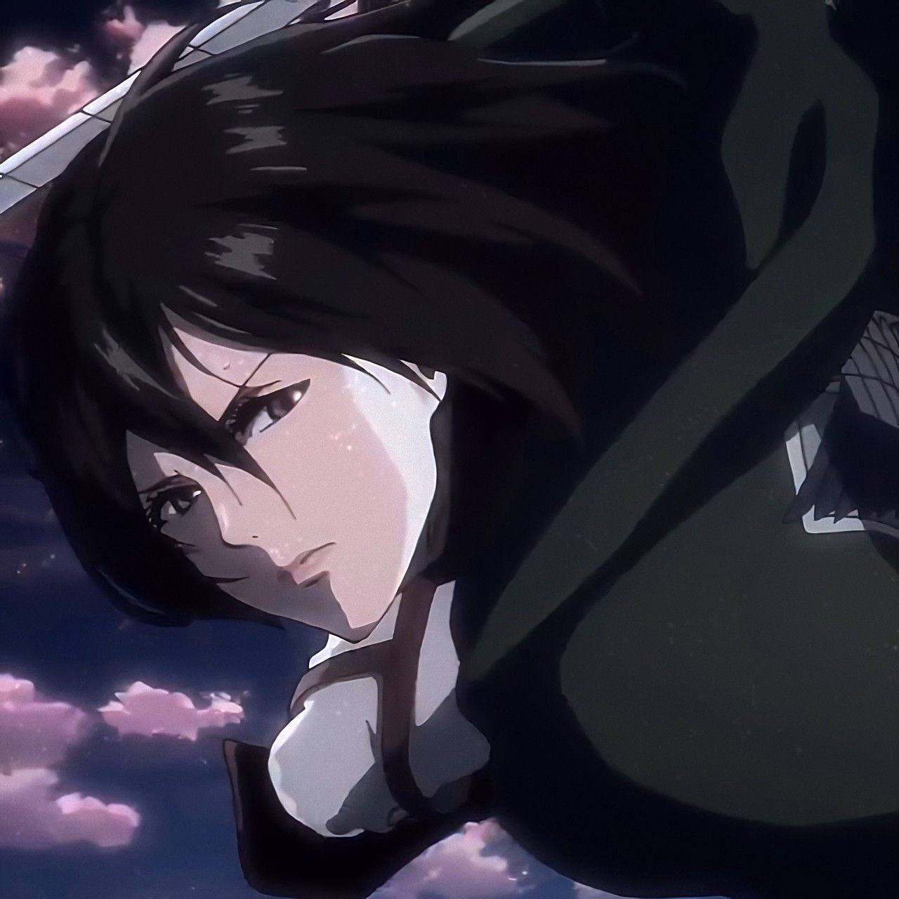 Mikasa Ackerman en 2020 Kyojin, Shingeki no kyojin