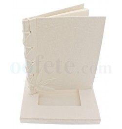 Livre d or naissance mariage ou anniversaire en coffret blanc