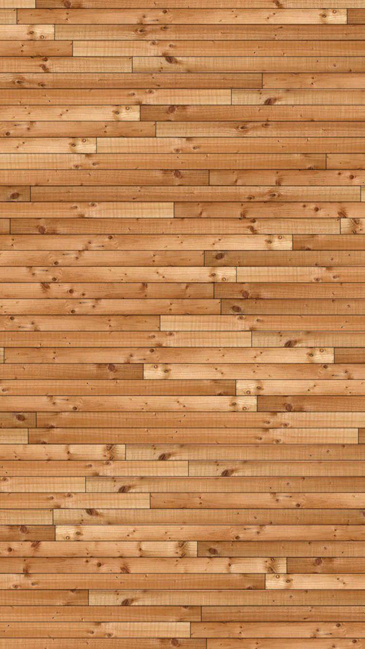 敷き詰められた木目 Iphone6壁紙 木のテクスチャ 木目 壁紙 木目調