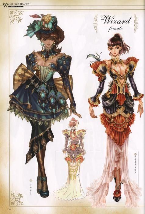 Steampunk Victorian Concept Art | Fantasy | Concept Art ...  |Victorian Steampunk Concept Art