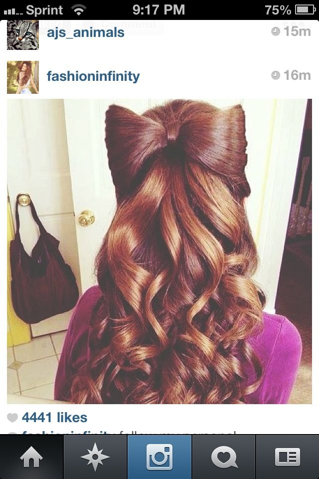 Isn't this hair awesome I found it on Instagram