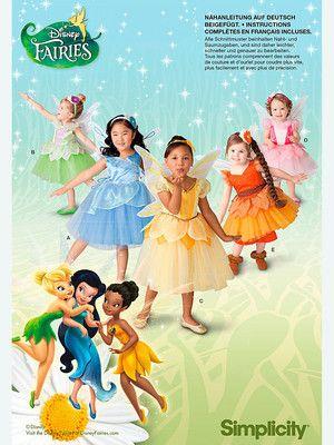 Schnittmuster Feen Kostum Kinderkostume Fasching Burda Style