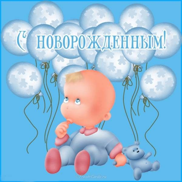 Поздравляю с племянником открытки