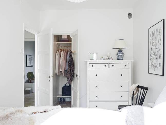 C moda hemnes ikea via miblog habitaciones pinterest - Comoda hemnes ikea ...