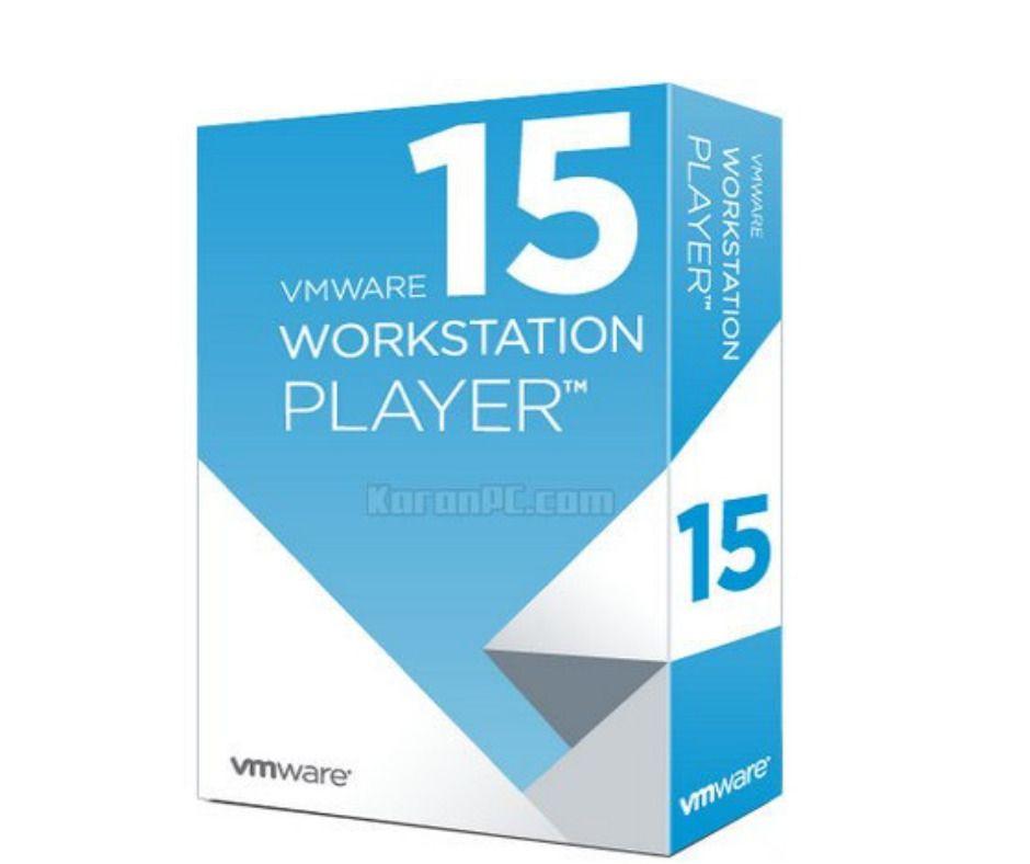 VMware Workstation 15 player for 3 PCS | Licence Key Lifetime WINDOW