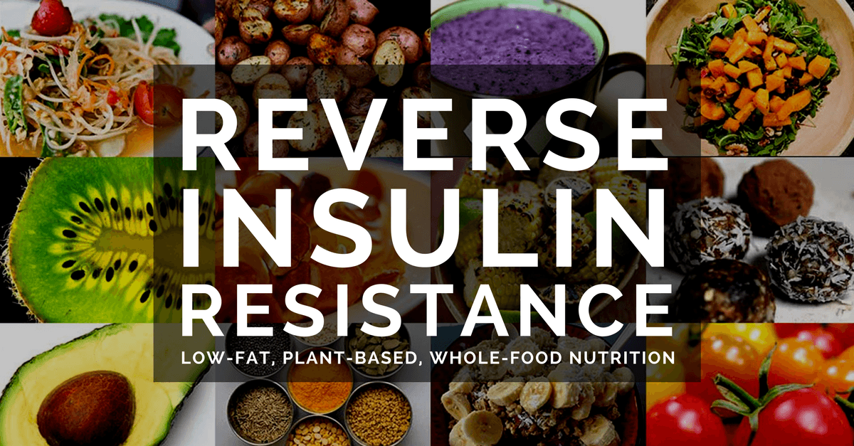 pre diabetes whole plant diet