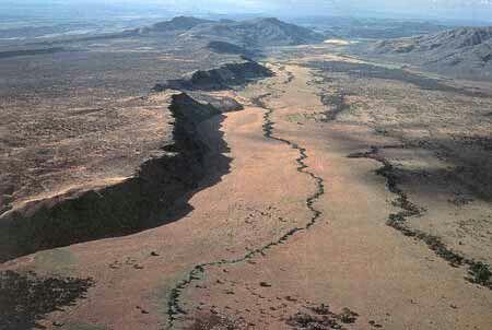 Valle del Rift